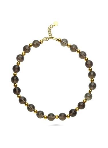Reian Jewelry Smoky Kolye Altın